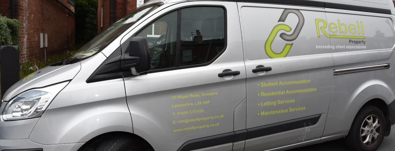 property maintenance ormskirk
